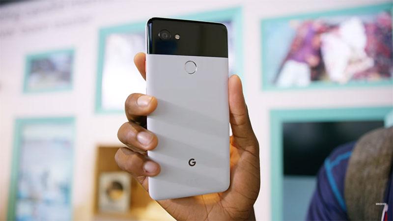 Google-pixel-2-rear
